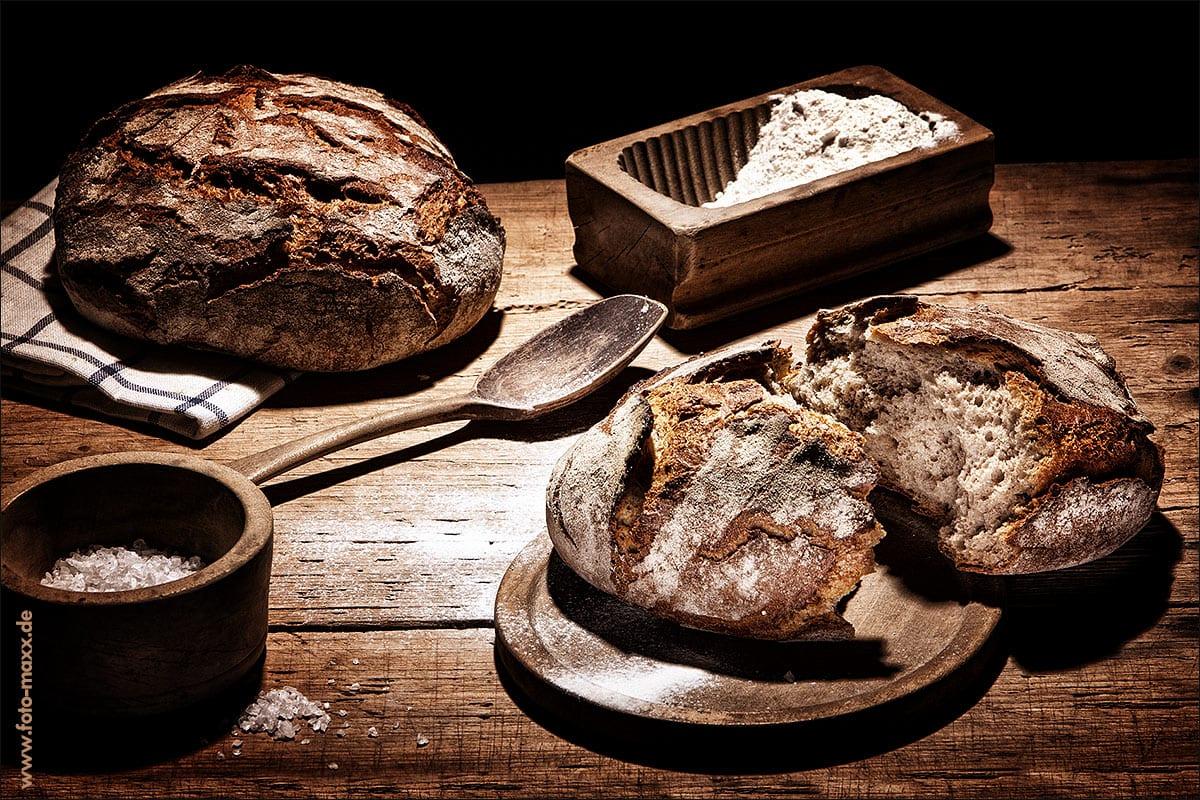 Foodfotografie produktfotografie brot bäcker