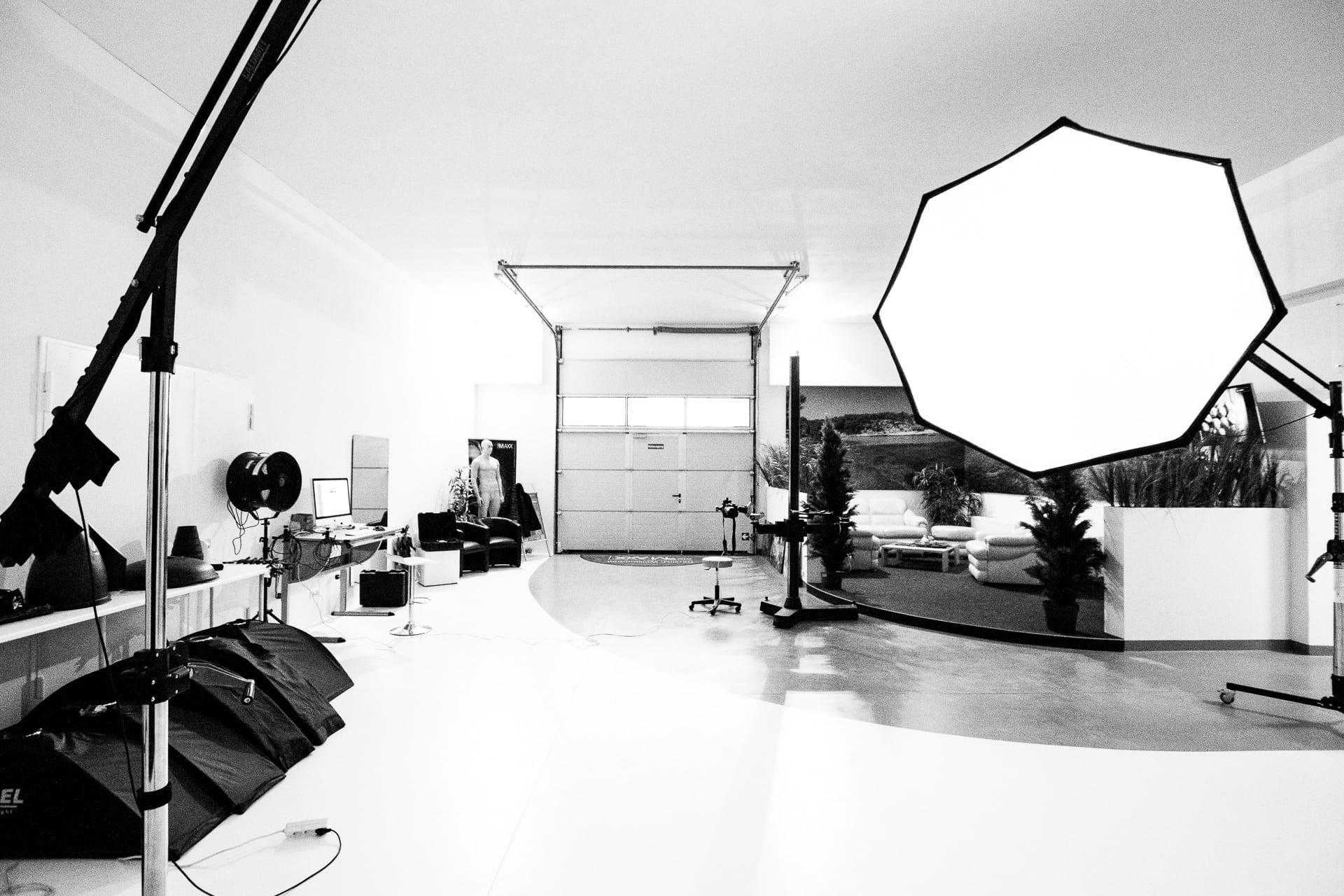 fotostudio für Werbefotografie und Produktfotografie
