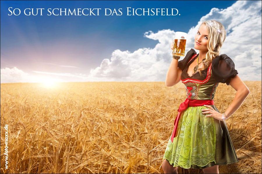 Werbefotografie Bier Getränke
