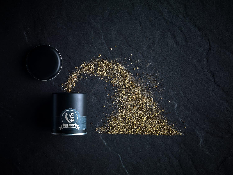 Foodfotografie gewürze salz Pfeffer