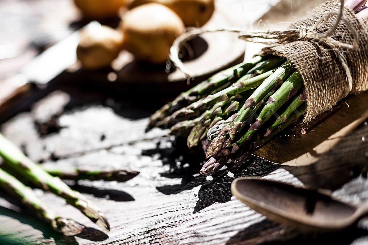 Foodfotos Spargel Foodfotografie Spargel