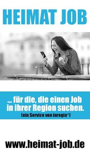 Heimat Job Jobbörse Deutschland Regionale Arbieitsangebote inregia